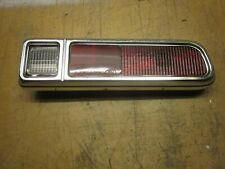 1970 Ford Maverick Tail light Assembly