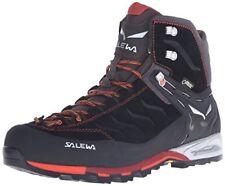 Salewa MTN Trainer Mid GTX Scarpe da Trekking Uomo Nero/rosso (m6g)