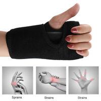 Compression Wrist Brace Support Arthritis Relief Carpal Tunnel Hand Wrist Pain