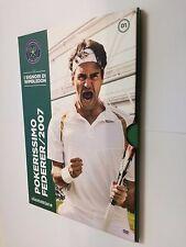 Pokerissimo Roger Federer 2007 Dvd Sport Tennis I Signori di Wimbledon vol. 1