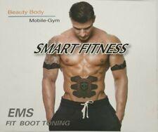 Wireless Muscle Bauchmuskel-Gürtel EMS Elektrostimulation Sport Fitness-Training
