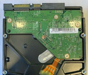 """PCB ONLY! 3.5"""" SATA WD 1TB HDD WD10EALX-759BA1 771640 A1 50014EE2060A4A75"""