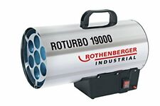 Rothenberger 1500000051 Roturbo 19000 - generador de aire caliente a gas
