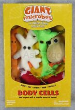 GIANT MICROBES--BODY CELLS MINIS THEME GIFT BOX-Bone Fat Hair Muscle Nerve