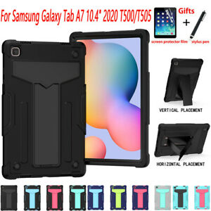 """Tablet Case For Samsung Galaxy Tab A7 10.4"""" 2020 Hybrid Rubber Shockproof Cover"""