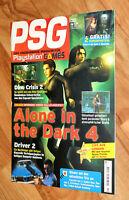 2000 Playstation Magzine Spyro Year of the Dragon Dino Crisis 2 Parasite Eve II