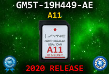 LATEST A11 NEW 2020 GPS Navigation SD CARD SYNC FITS ALL FORD UPDATES A9 A10