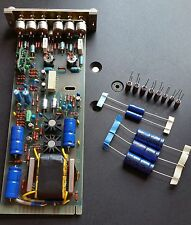 Re-Cap kit for Studer A80 A80R A80RC audio reproduce card