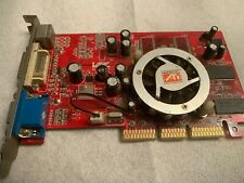 ATI Radeon 9550/128MB DDR DVI 64bit TV-out