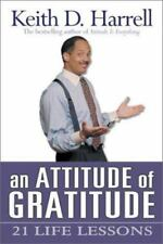 Attitude of Gratitude by Harrell, Keith , Hardcover