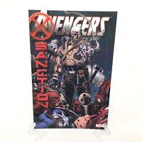 Avengers X-Sanction Collects #1-4 Loeb Marvel Comics TPB Trade Paperback NEW