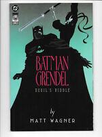 Batman Grendel #1-2 1993 DC Comics [Choice]