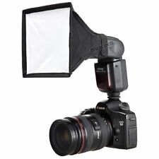 17×15cm Diffuseur de Flash Softbox pour Canon 580EX 430EX II 550EX YONGNUO YN560 IV