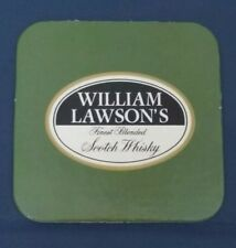 Square Beer Mat - William Lawson's Finest Blended Scotch Whisky