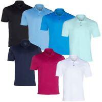 Skechers Go Golf Mens Sawgrass Pocket Short Sleeve Performance Polo Shirts