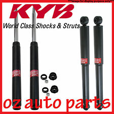 TOYOTA CHASER IRS SEDAN 1988-1992 F&R  KYB EXCEL-G SHOCK ABSORBERS