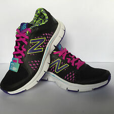 New Balance WE771 Womens Running Fitness Trainers Black Pink RRP £64.99 New £35