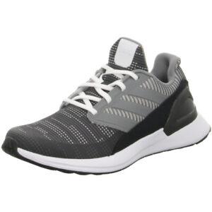 uk size 6 - adidas rapidarun knit  trainers -15311 g27305