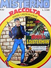 MISTER NO Raccolta n°92 ed. Bonelli  [G.210A]