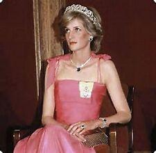 Princess Kate/Diana Diamond and Sapphire Replica Necklace Earrings