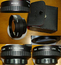 Sony Tele Conversion Lens X1.5 VCL-1546A