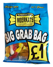 10 x 150g Meerkat Sweets Grab Bags HALAL