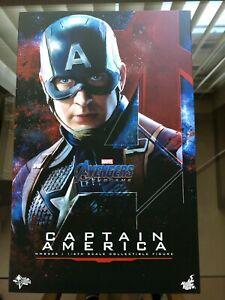 Hot Toys Avengers Endgame Captain America Figure