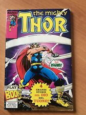 THE MIGHTY THOR STORIE DI ASGARD PLAY BOOK nr 6 MARVEL PLAY PRESS BUONO STATO