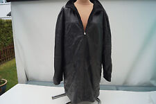 BIBA pariscop Damen 2 in 1 Leder Fleece Jacke Mantel Winter Gr.42 beidseitig TOP