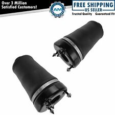 Front Air Spring Bag Suspension Pair Set 2pc For Mercedes Mb W164 Ml Gl Class