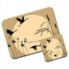 Life On The Pond Mouse Mat / Pad & Coaster