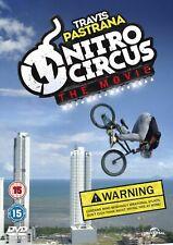NEW Nitro Circus - The Movie DVD 2013 TRAVIS PASTRANA AGE RATING 15+