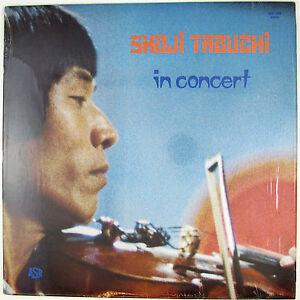 SHOJI TABUCHI  In Concert LP NM- NM-
