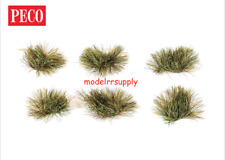 PECO Scene PSG-66 6mm Grass Tufts - Autumn - Self Adhesive 100 pk  MODELRRSUPPLY