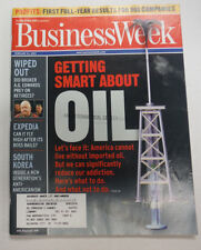 Businessweek Magazine Getting Smart About Oil February 2003 071015R