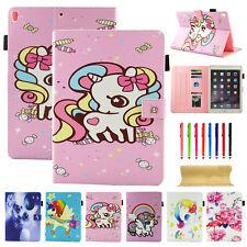 "Unicorn Smart Leather Stand Flip Case Cover For Apple iPad Pro 10.5"" Mini Air 2"