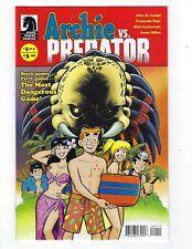 Archie vs Predator # 1 NM Regular Cover Archie Comics