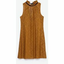 Party Sleeveless Lace Zara Dresses for Women