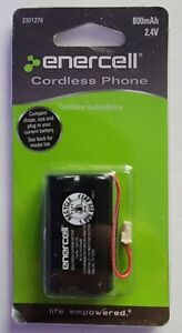Enercell 800mAh 2.4V Cordless Phone Replacement Battery 2301276
