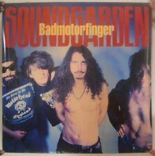 Soundgarden Poster Badmotorfinger 2-Sided