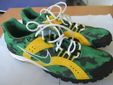 NIKE Track & Field~Green & Yellow~BOWERMAN XC RUNNING SHOES~Women's 5.5