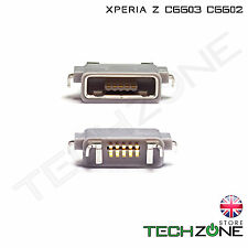Sony Ericsson Xperia Z C6603 C6602 LT36i Micro USB Charging Port Connector Block