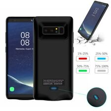 5500mAh Power Bank Pack External Battery Charging Case for Samsung Galaxy Note 8