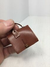 1/6 ITPT REAL LEATHER OFFICERS OPENING BRIEFCASE DID 3R WW2 WW1 DRAGON BBI