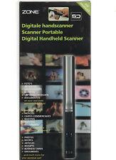 Zone Handscanner Scan Dokumentenscanner NEU/OVP