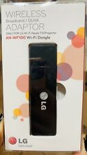 Original LG Wireless Broadband DLNA Adaptor Wifi Dongle - For LG Smart TV's