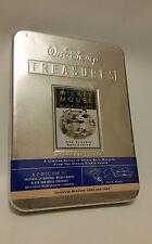 Disney Treasures DVD Sealed Tin Mickey Mouse Black & White Classic - Rare