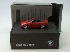 Herpa BMW M3 Cabrio rot, BMW Sondermodell - 951 - 1:87