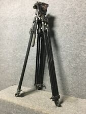 Manfrotto Tripod 3193 & 516 Fluid Head, Used, Works Smooth