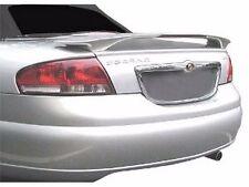 Chrysler Sebring Convertible Rear Spoiler Prime 2001-2005 Custom Style JSP339055